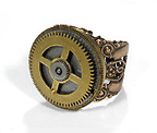 Men's and Women's Steampunk Rings